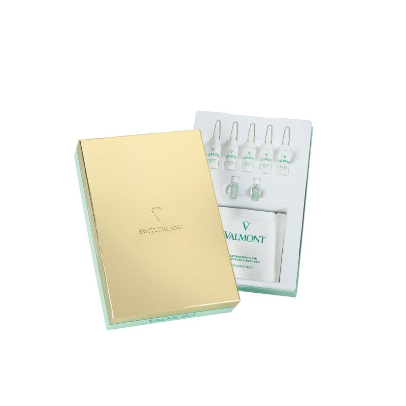 Valmont Eye Regenerating Mask Coffret