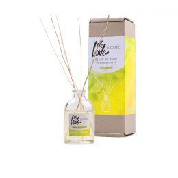 We love the planet diffuser verpakking 50ml darjeeling delight
