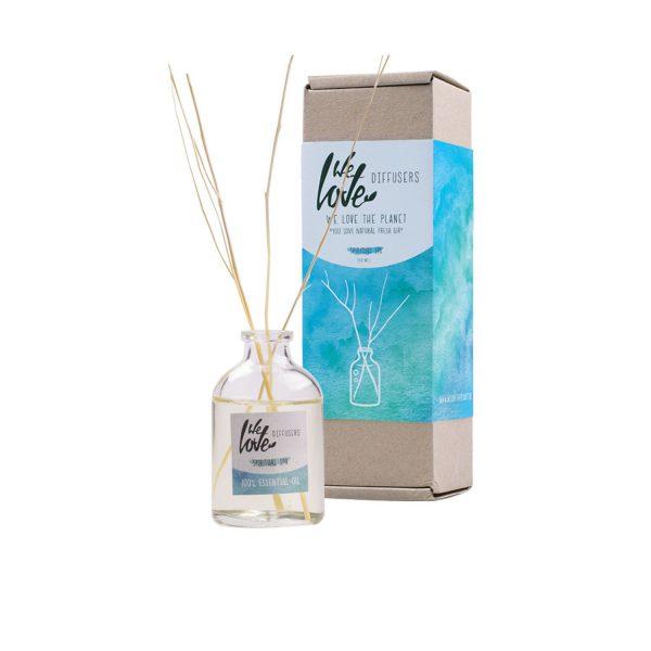 We love the planet diffuser verpakking 50ml spiritual spa