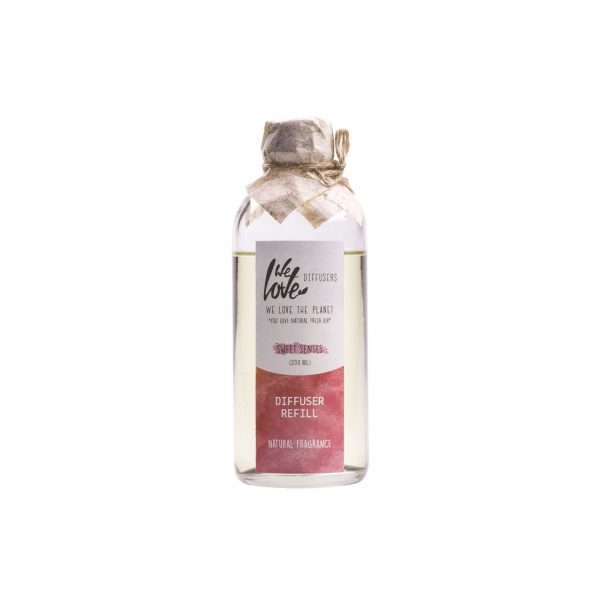 We love the planet diffusers refill sweet senses