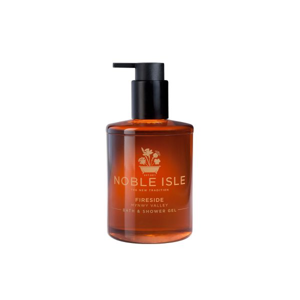 Noble Isle Fireside Bath&Showergel