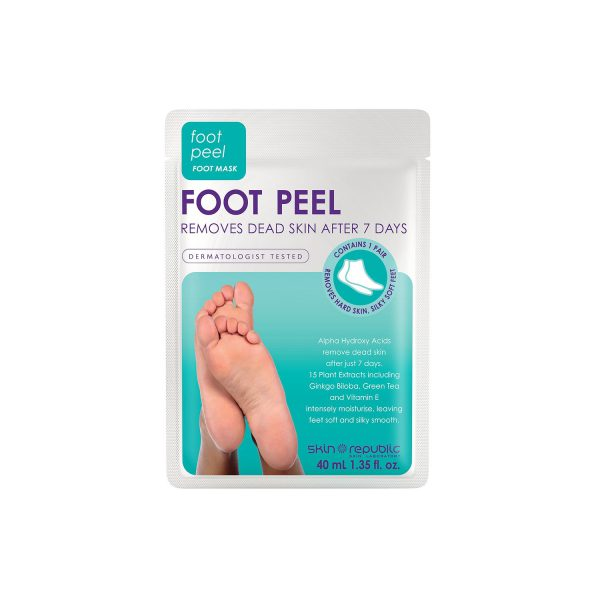 Skin Republic Foot Peel