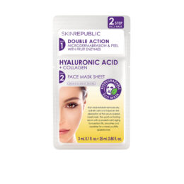 2step hyaluronic mask