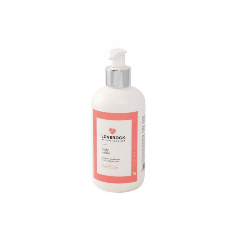 Loverock Body Lotion