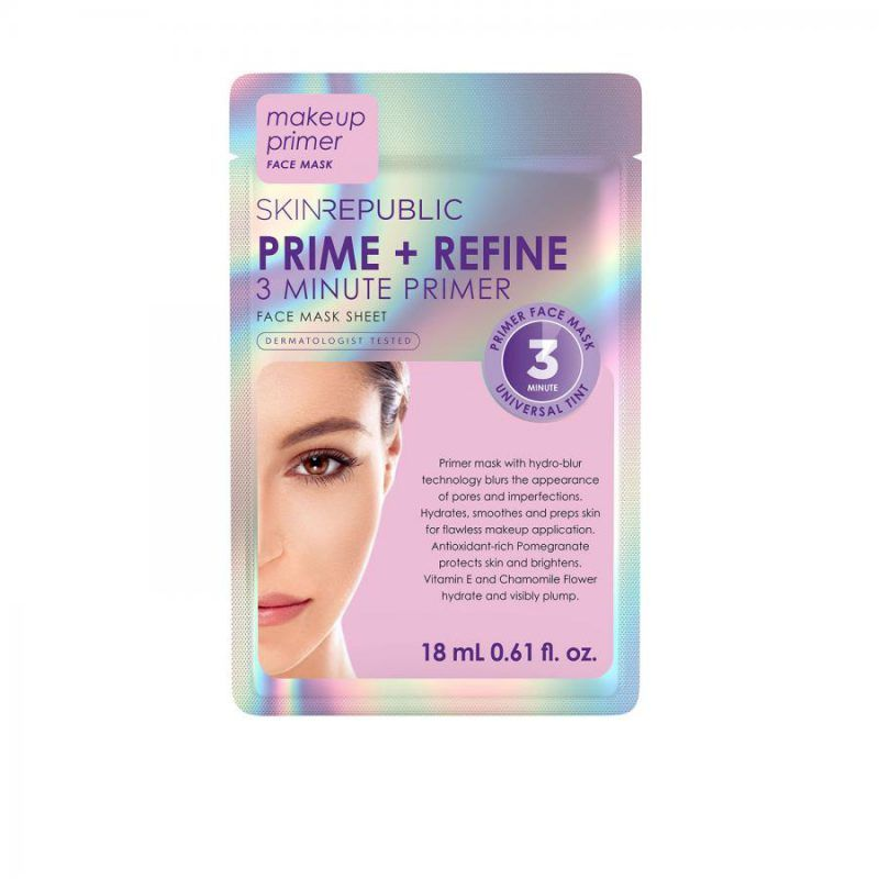 Prime + Refine mask